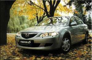 """Дизельная Mazda6: """"бензинки"""" так уже не могут"""