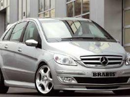 Mercedes-Benz B-класса