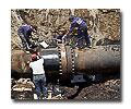 Латвия подсчитала затраты из-за аварии на нефтепроводе в Беларуси