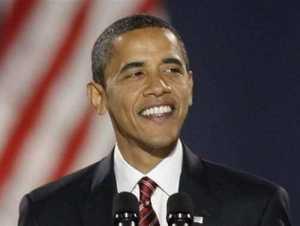 Нобелевская премия мира присуждена Бараку Обаме