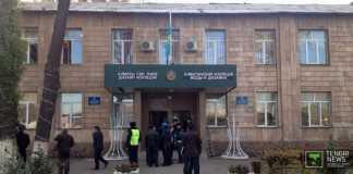 В колледже Алматы взорвалась граната