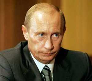 Путин - человек 2007 года по версии Time