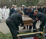 В похоронах Бориса Ельцина приняли участие 35 тыс. человек