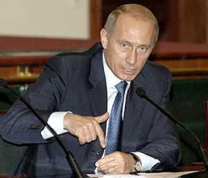 Правление Путина вывело Россию в Европу?