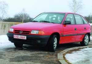 Opel Astra: второй - не значит худший