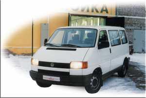 Volkswagen Transporter: вне возраста