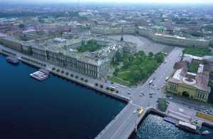 В Петербурге наводнение