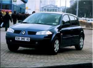 Renault Megane: реальные испытания номинального лидера