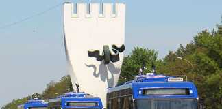 В Гродно появится бесконтактный троллейбус