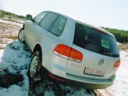 Volkswagen Touareg: лучше не узнавай