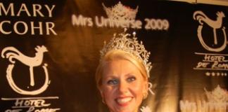 Миссис Вселенная 2009 стала литовская красавица Вайда Рагенайте