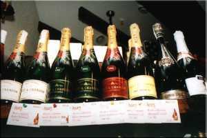 Выбираем алкоголь на Новый год