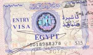 Египет ужесточает визовый режим