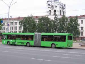 Себестоимость проезда в минском транспорте 1720 рублей?